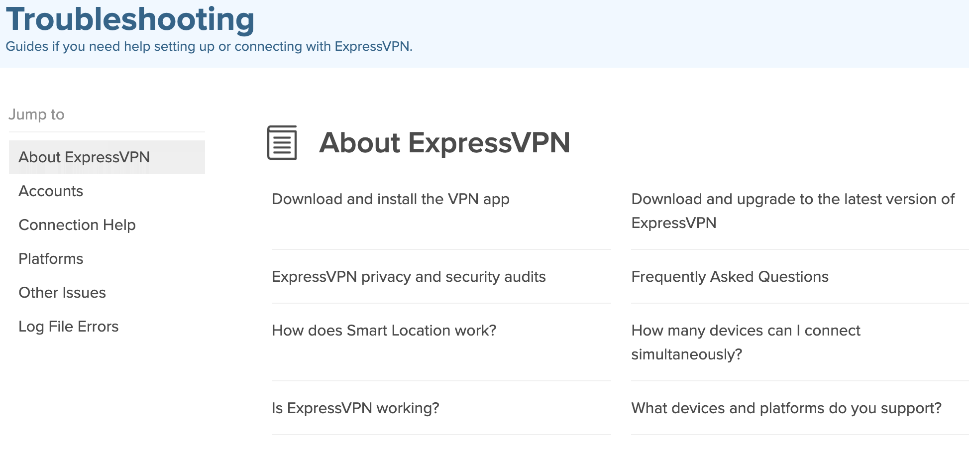 ExpressVPN Customer Support
